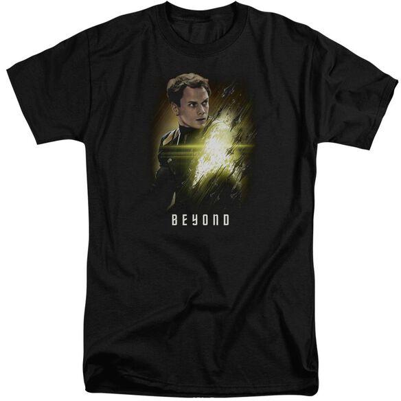 Star Trek Beyond Chekov Poster Short Sleeve Adult Tall T-Shirt