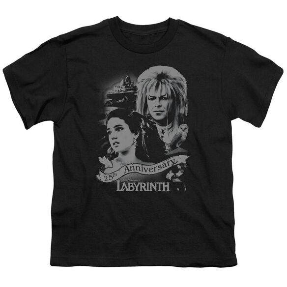 Labyrinth Anniversary Short Sleeve Youth T-Shirt