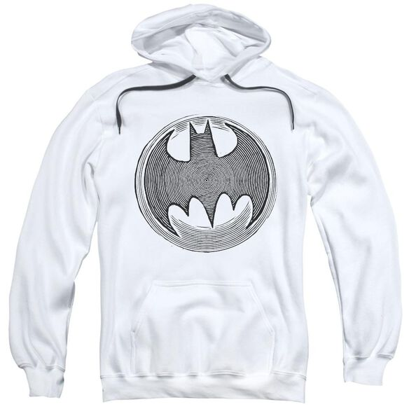 Batman Knight Knockout Adult Pull Over Hoodie
