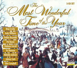 Various Artists - Most Wonderful Time of the Year [Laserlight Box Set]