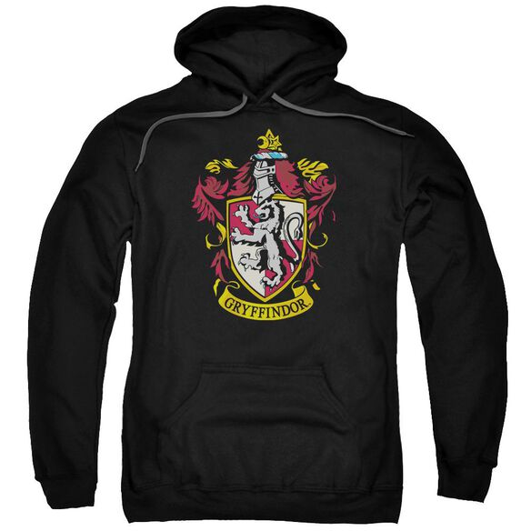 Harry Potter Gryffindor Crest Adult Pull Over Hoodie