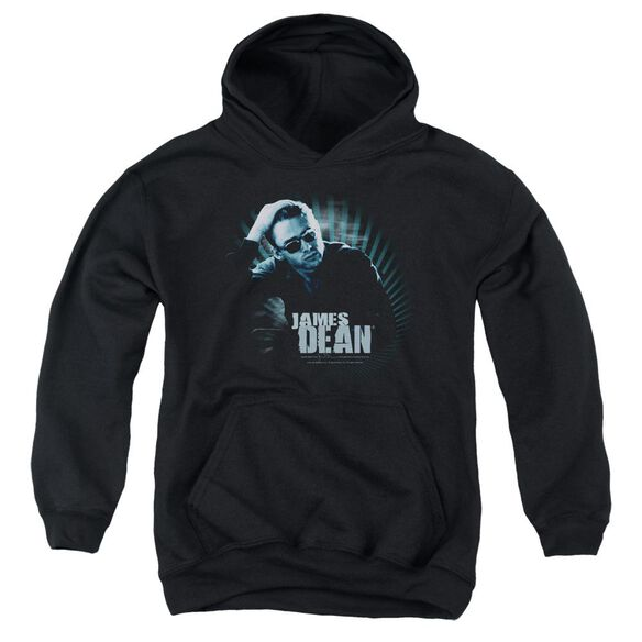 Dean Sunglasses At Night Youth Pull Over Hoodie