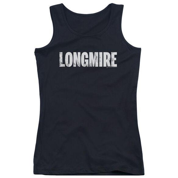 Longmire Logo Juniors Tank Top
