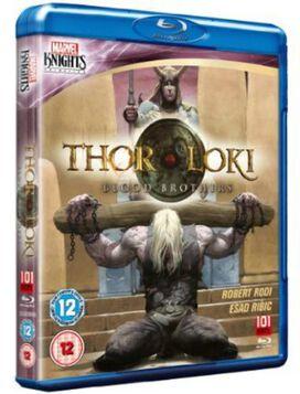 Thor & Loki: Blood Brothers (Marvel Knights)