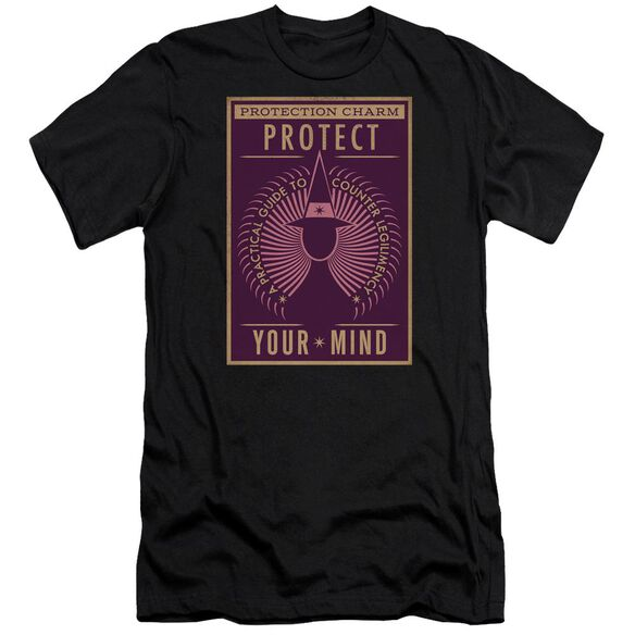 Fantastic Beasts Protect Your Mind Short Sleeve Adult T-Shirt
