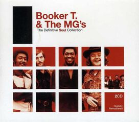 Booker T. & the MG's - Definitive Soul Collection