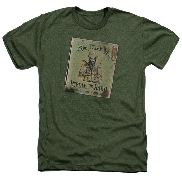 Harry Potter Beedle The Bard Adult Heather Military