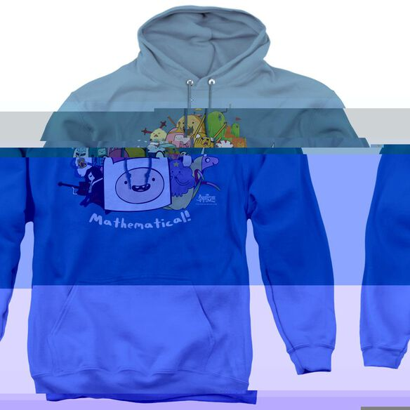 Adventure Time Mathematical-adult Pull-over