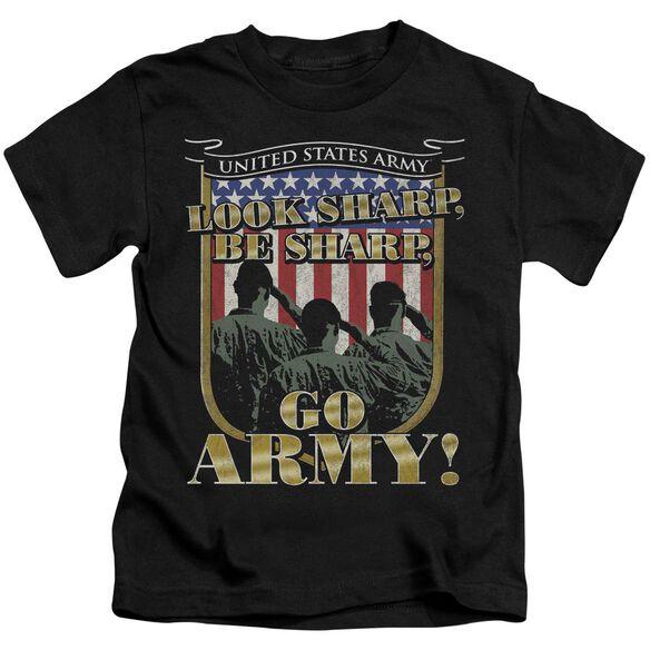 Army Go Army Short Sleeve Juvenile T-Shirt