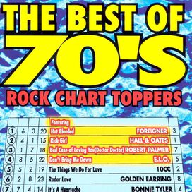Various Artists - Best of '70s Rock Chart Toppers
