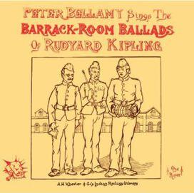Peter Bellamy - Peter Bellamy Sings the Barrack Room Ballads of Ru