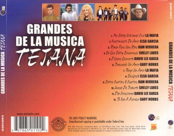 Grandes De La Musica Teja