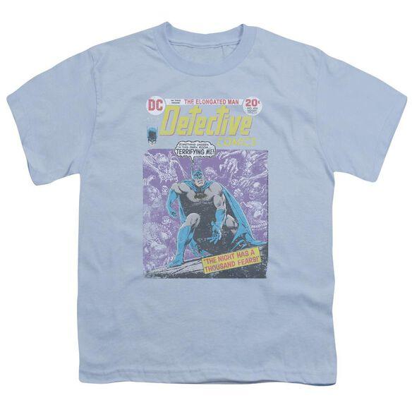 Batman A Thousand Fears Short Sleeve Youth Light T-Shirt