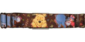 Winnie the Pooh Poses Names Seatbelt Belt