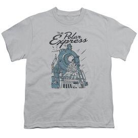 Polar Express Rail Riders Short Sleeve Youth T-Shirt