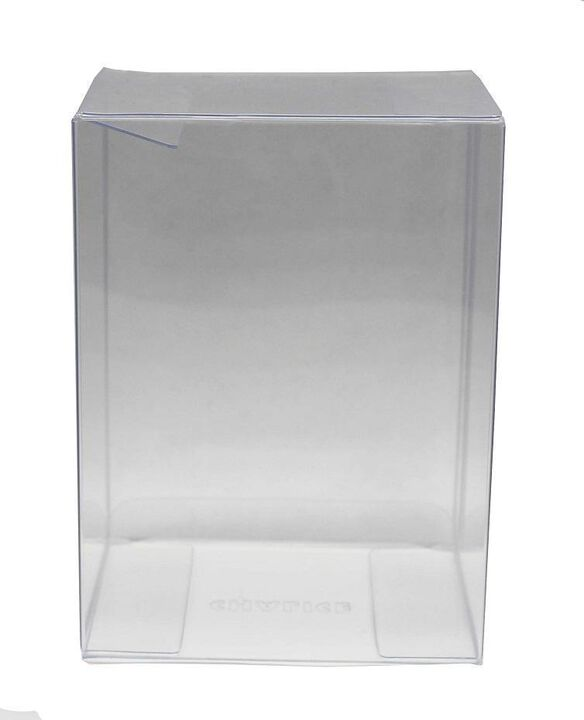 Chalice Collectible Premium Protector Box - fits Funko POP! standard single size [20 count]
