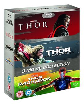 Marvel's Thor Movie Collection [Blu-ray]