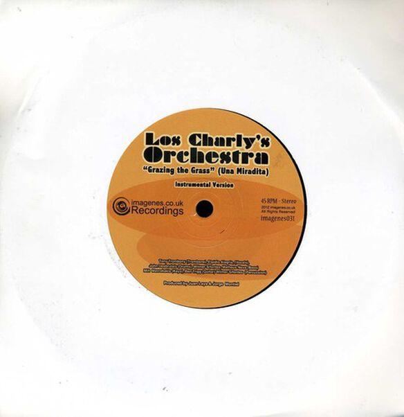 Los Charly's Orchestra - Grazing the Grass (Una Miradita)