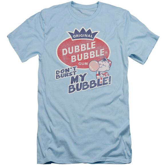 Dubble Bubble Burst Bubble Short Sleeve Adult Light T-Shirt