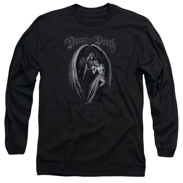 Anne Stokes Dance With Death Long Sleeve Adult T-Shirt