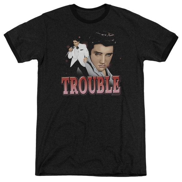 Elvis Presley Trouble Adult Heather Ringer