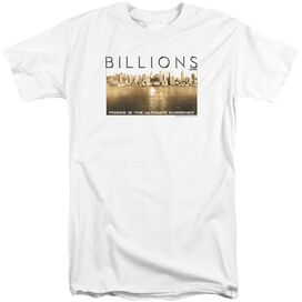 Billions Golden City Short Sleeve Adult Tall T-Shirt