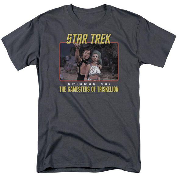Star Trek Episode 46 Short Sleeve Adult T-Shirt
