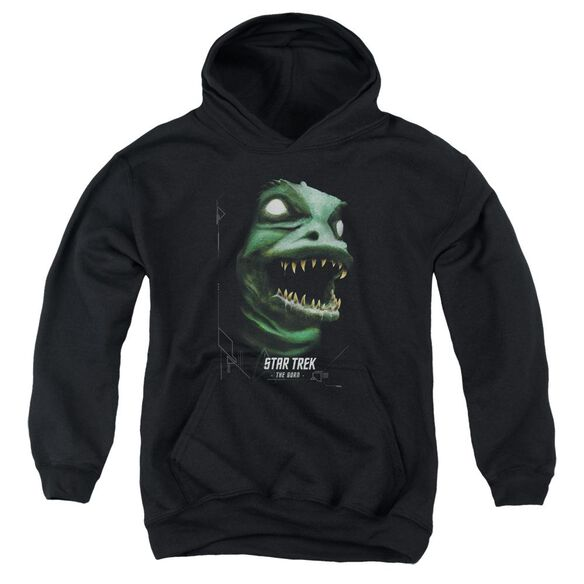 Star Trek The Gorn Youth Pull Over Hoodie