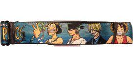 One Piece Straw Hat Group Seatbelt Belt