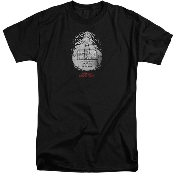 American Horror Story Its Everywhere Short Sleeve Adult Tall T-Shirt