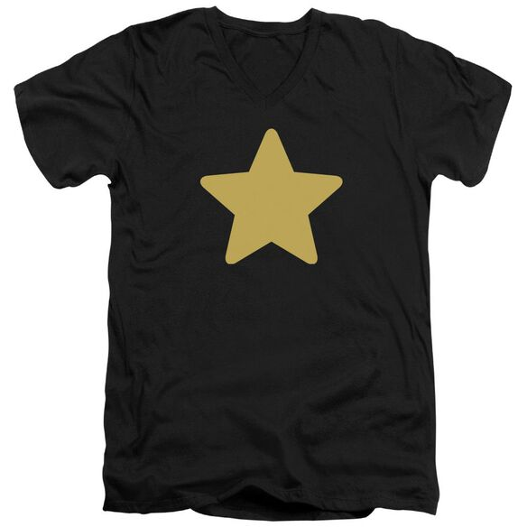 Steven Universe Greg Star Short Sleeve Adult V Neck T-Shirt