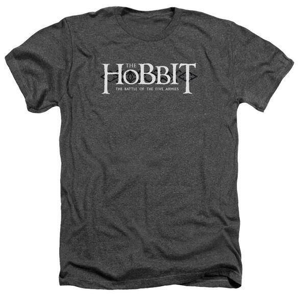 Hobbit Ornate Logo Adult Heather