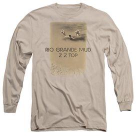 Zz Top Rio Grande Mud Long Sleeve Adult T-Shirt