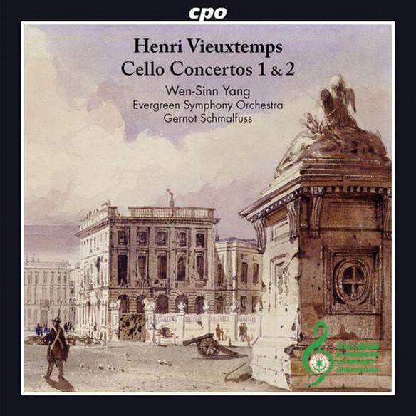 Cello Concertos Nos 1 & 2