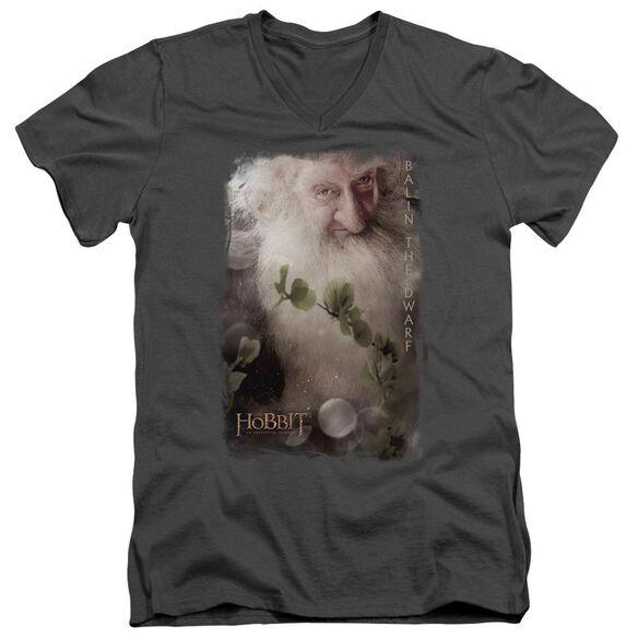 The Hobbit Balin Short Sleeve Adult V Neck T-Shirt