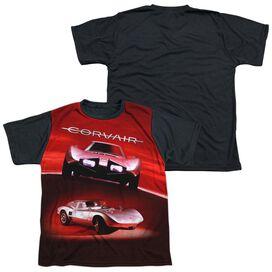 Chevrolet Silver Bullet Short Sleeve Youth Front Black Back T-Shirt