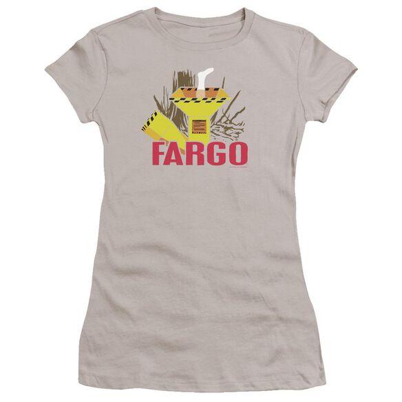 Fargo Woodchipper Premium Bella Junior Sheer Jersey