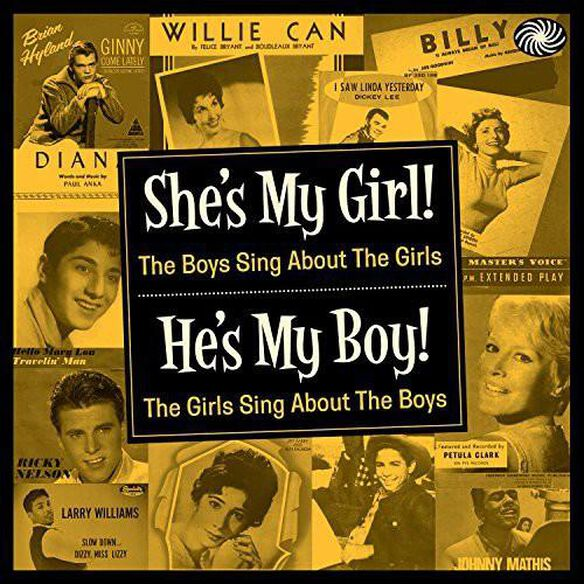 She's My Girl He's My Boy / Various (Uk)