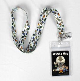 Avatar The Last Airbender - Lanyard
