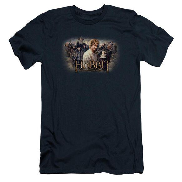 The Hobbit Hobbit Rally Short Sleeve Adult T-Shirt