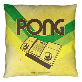 Atari Pong Lines Throw