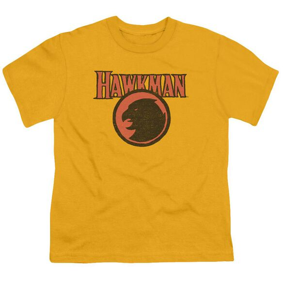 Jla Rough Hawk Short Sleeve Youth T-Shirt