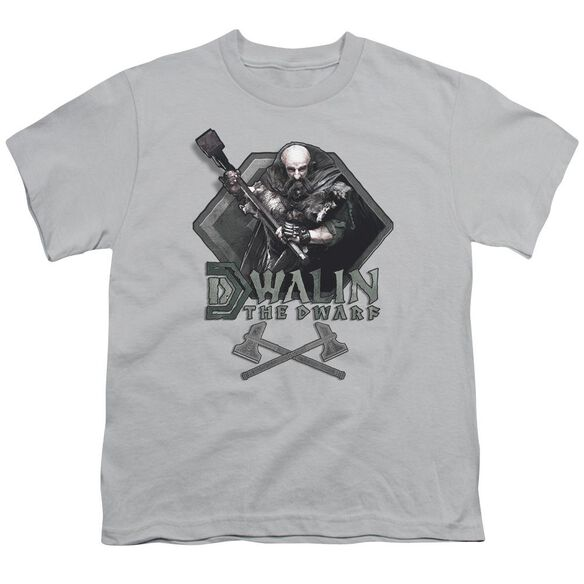 The Hobbit Dwalin Short Sleeve Youth T-Shirt