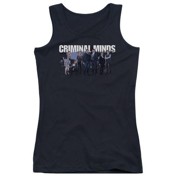 Criminal Minds Season 10 Cast Juniors Tank Top