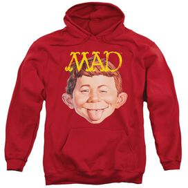 Mad Absolutely Mad Adult Pull Over Hoodie