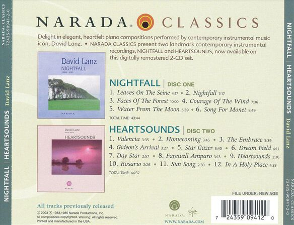 Nightfall/Heartsounds 903