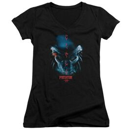 Predator 30 Th Anniversary Junior V Neck T-Shirt