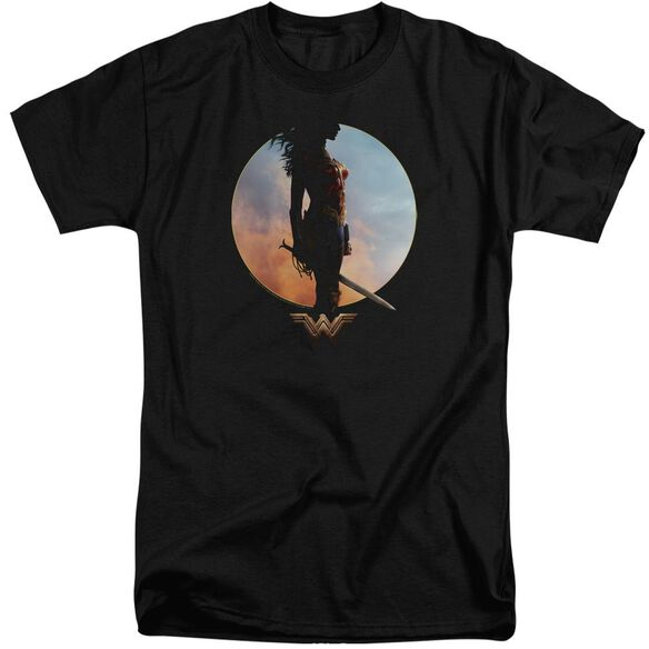 Wonder Woman Movie Wisdom And Wonder Short Sleeve Adult Tall T-Shirt