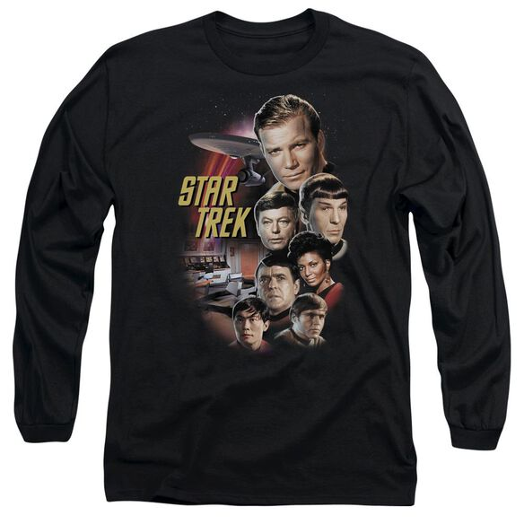 St Original The Classic Crew Long Sleeve Adult T-Shirt