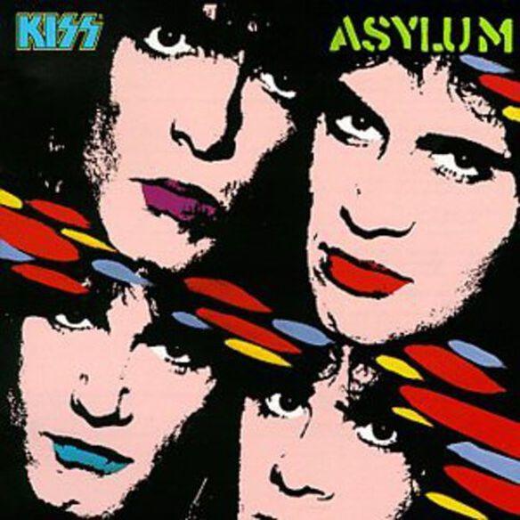 Kiss - Asylum (remastered)